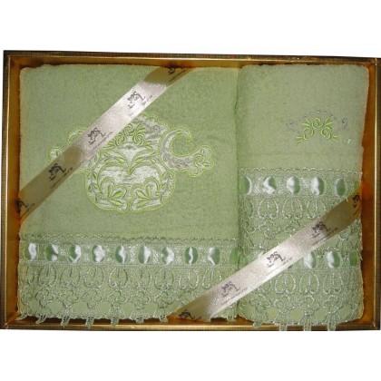 Набор полотенец 3 предмета. Вышивка