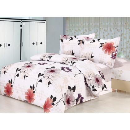 Комплект постельного белья 4 предмета 2-х спальный
