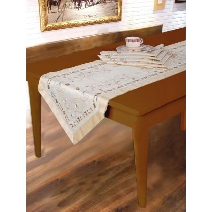 Комплект столового белья 5 предметов